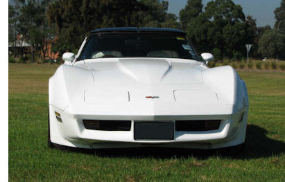 Click here to view Garry's Corvette