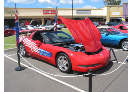 Click here to view John's C^ Corvette